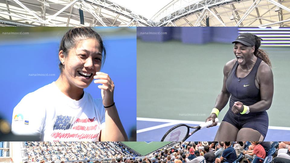 1 - US Open 2020 : Serena Williams เอาชนะ Kristie Ahn