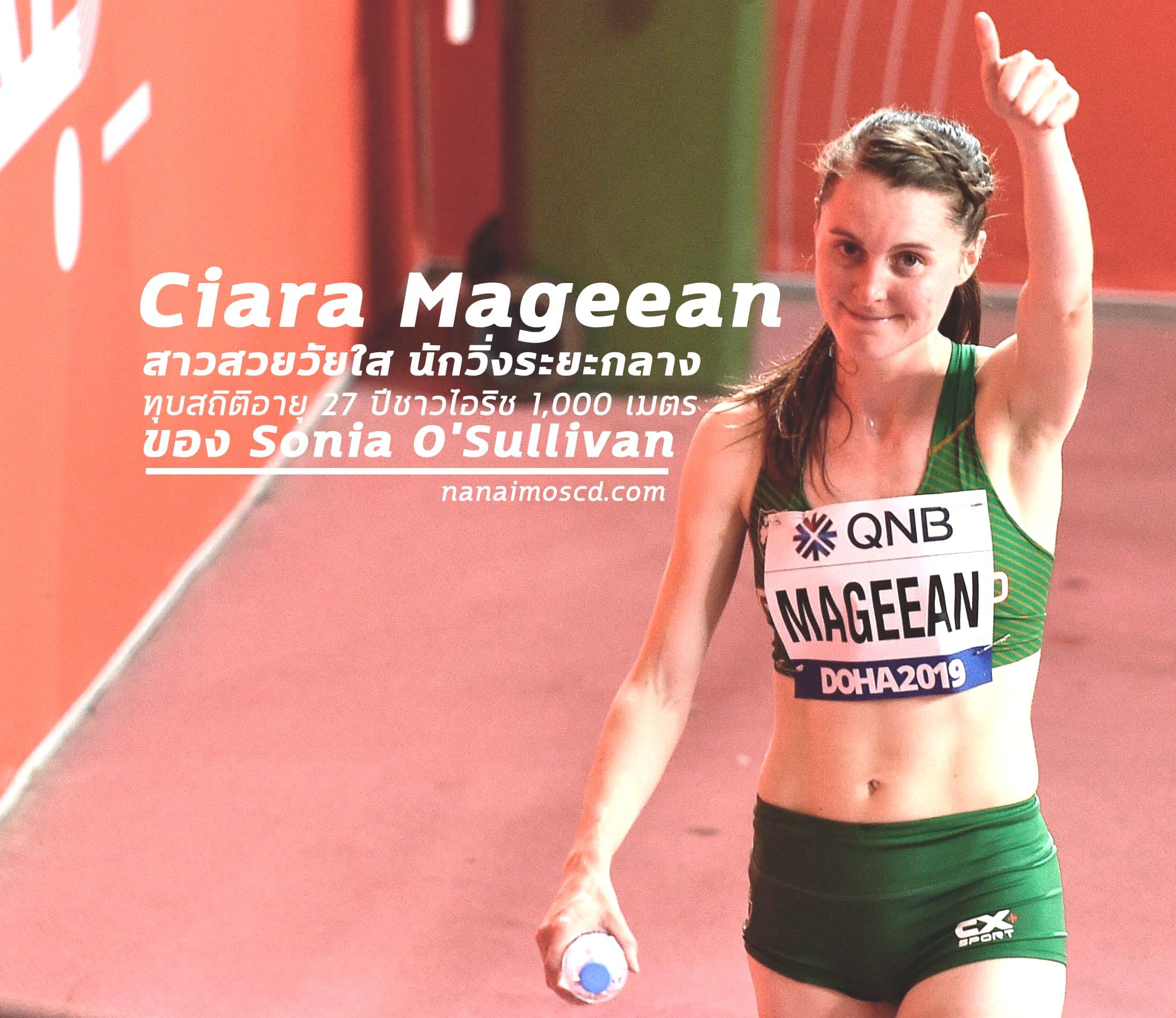 Ciara Mageean