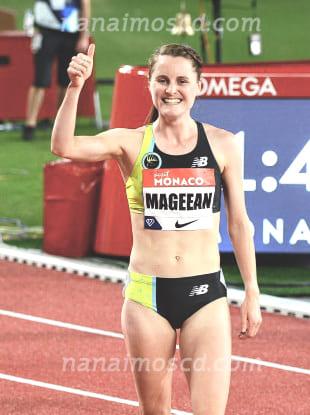 Ciara Mageean1 - Ciara Mageean สาวสวยวัยใส นักวิ่งระยะกลาง