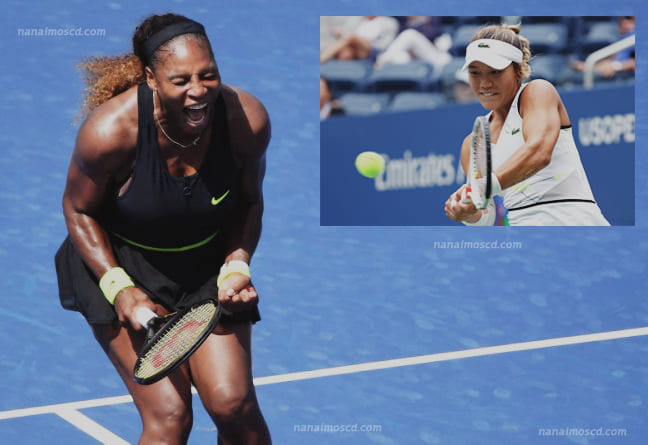 US Open 2020 2 - US Open 2020 : Serena Williams เอาชนะ Kristie Ahn