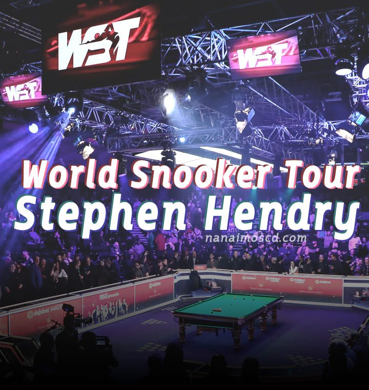 World Snooker Tour: Stephen Hendry ได้รับบัตรเชิญทัวร์สองซีซั่นหน้า