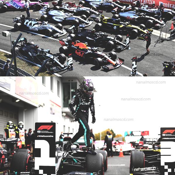 Eifel Grand Prix5 - Eifel Grand Prix สมาชิกทีม Mercedes ทดสอบ Covid-19 สุดสัปดาห์