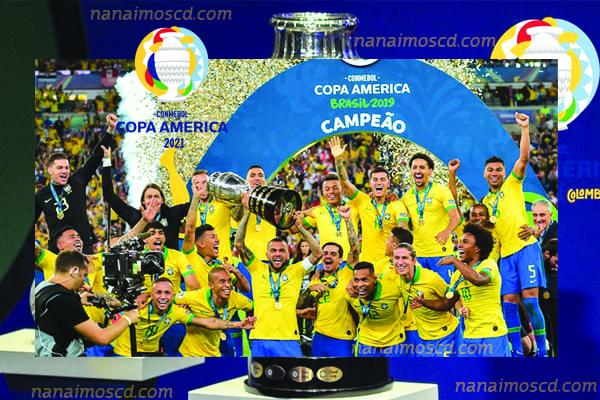 โคปา อเมริกา7 - copa america : โคปา อเมริกา ที่บราซิล
